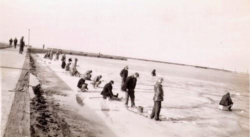 Sandusky history february 2015 for Sandusky bay fishing