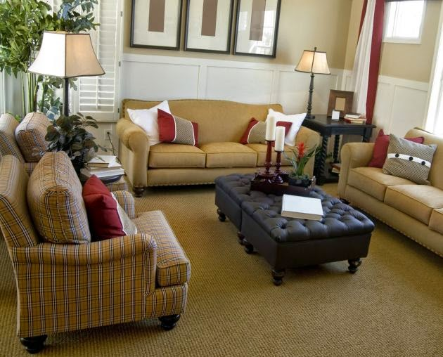 Living Room Flooring Ideas And Options