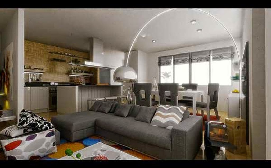 Open Space Kitchen And Living Room Can Be Implemented To Overcome Limited  Area In Kitchen With Amazingly Wider And Spacious Design For Fascinating  Times In ... Part 85