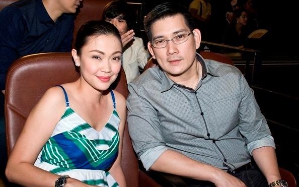 Richard Yap and Jodi