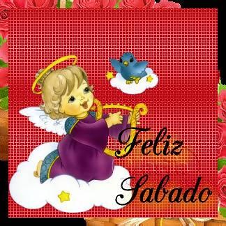 tarjetas animadas de feliz sabado