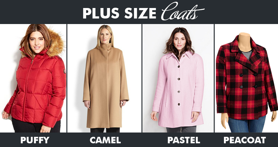 Guide to best plus size coats