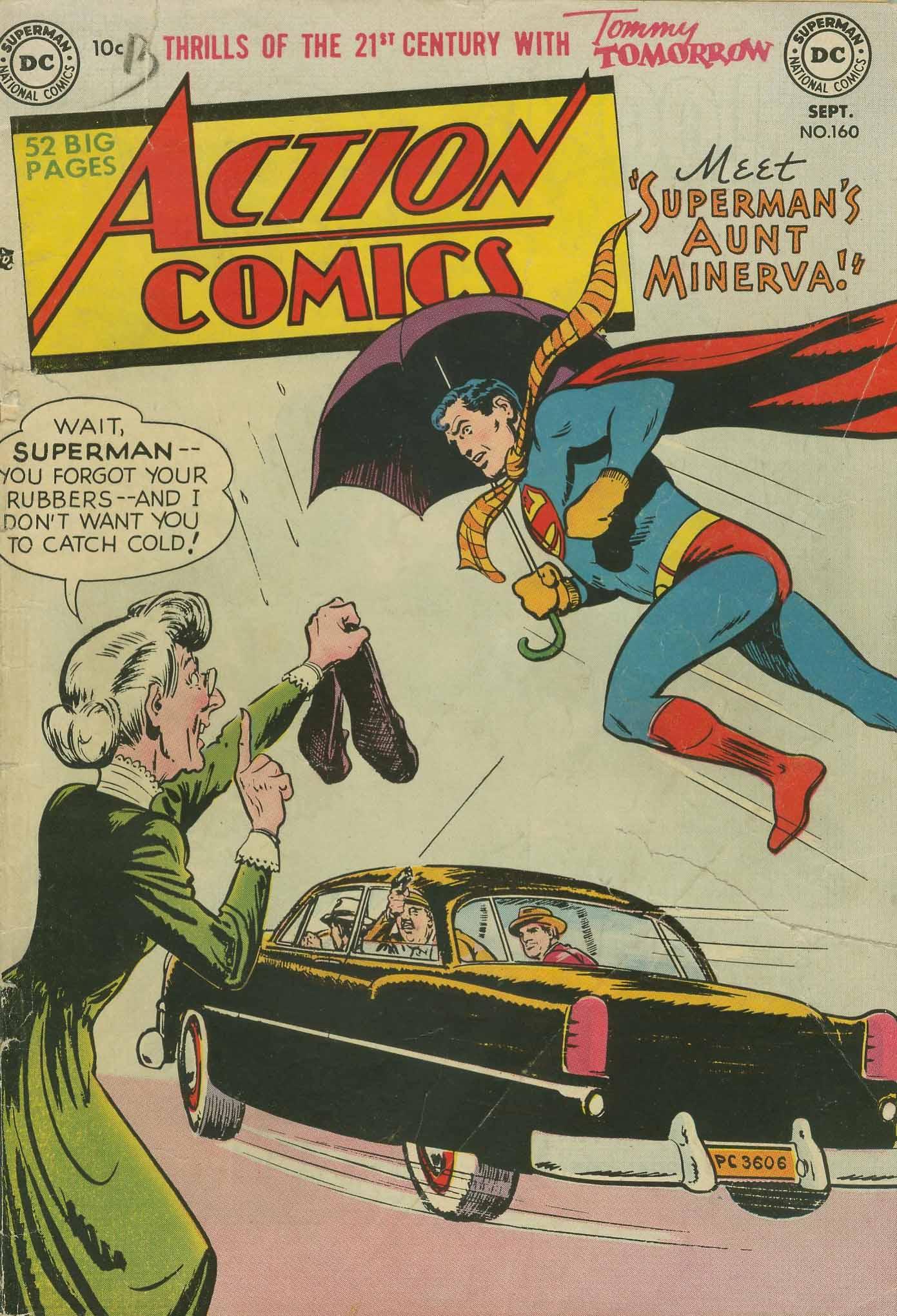 Action Comics (1938) 160 Page 1