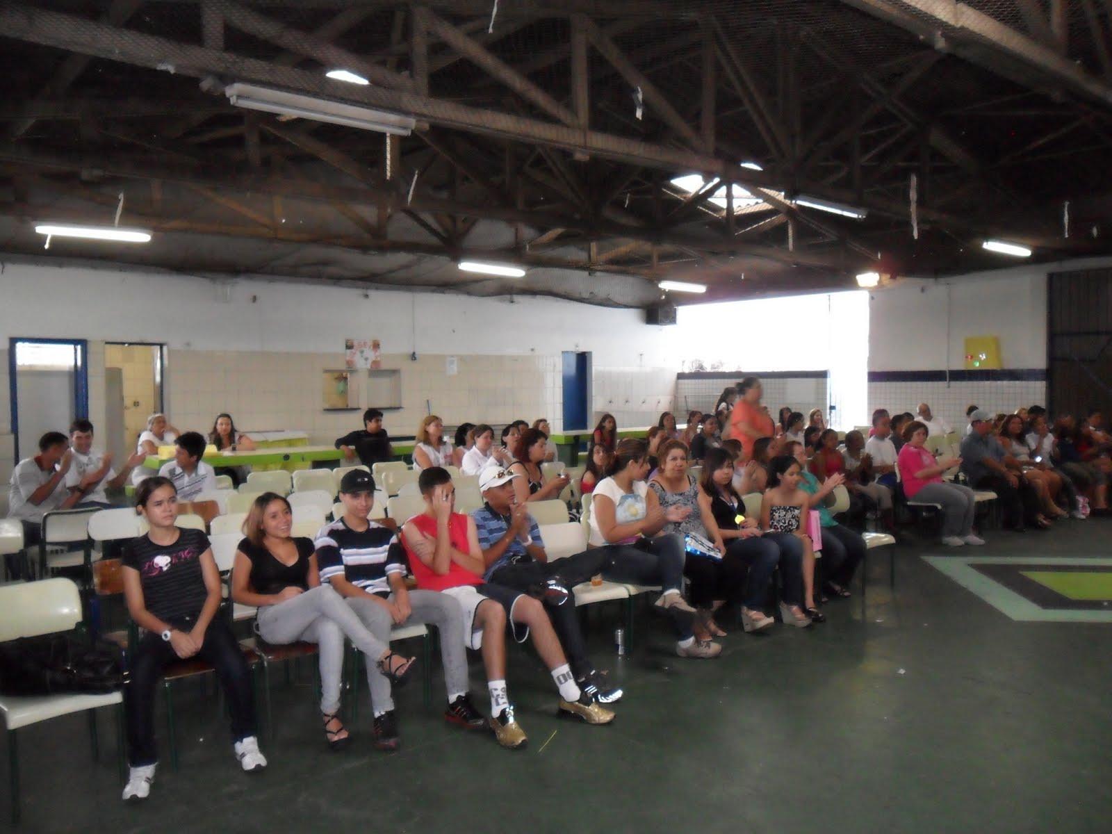 #69453E ESCOLA ESTADUAL MARIA MONTESSORI  2012: FOTOS DE ALGUNS PROJETOS DE  1600x1200 px Projeto Cozinha Experimental Na Escola #2535 imagens