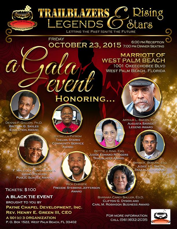 A Gala Event Flyer Design
