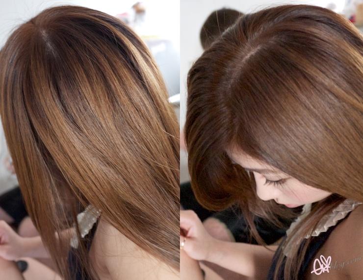 Lucido Dye Dark Brown Hairs