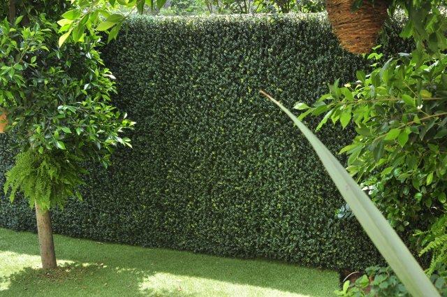 Ismo design for Jardines verticales artificiales baratos