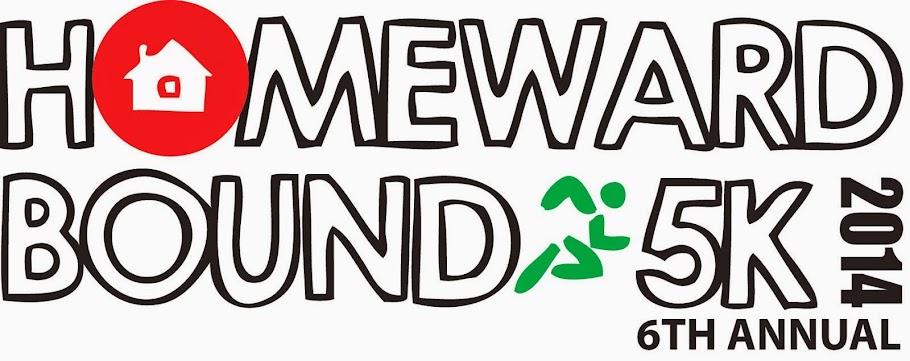 Homeward Bound 5k run/walk