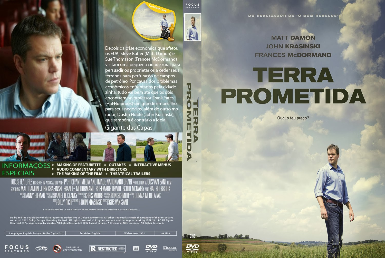 Torrent - Terra Prometida Blu-ray rip 720p Dublado (2012)