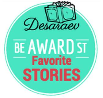 Favorite Books Best of Books Award by DesaraeV