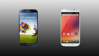 Galaxy S4 Google Edition HP Tercanggih dan Terbaru 2013