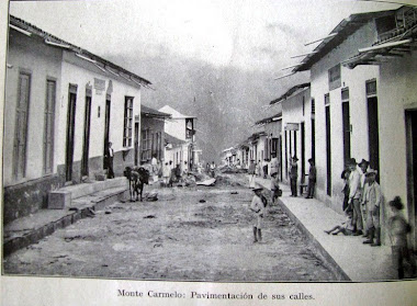MONTECARMELO en 1928