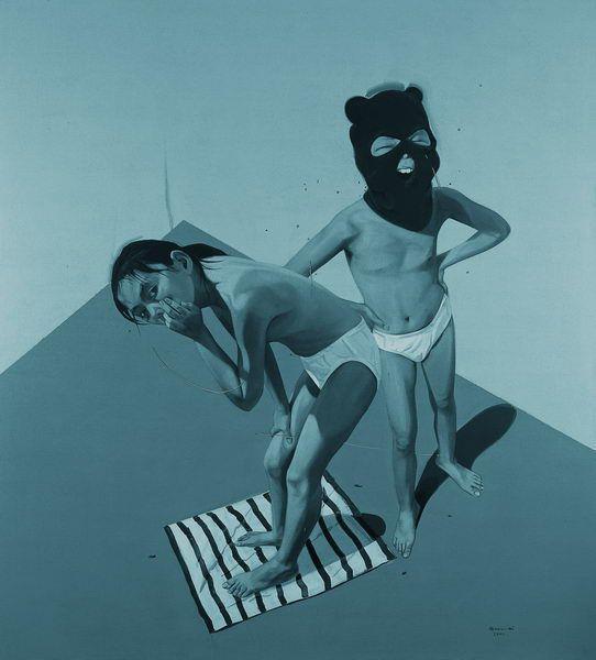 Guo Wei. Ilustración
