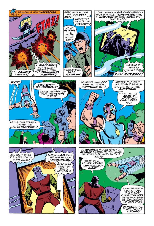 Captain America (1968) Issue #175 #89 - English 10