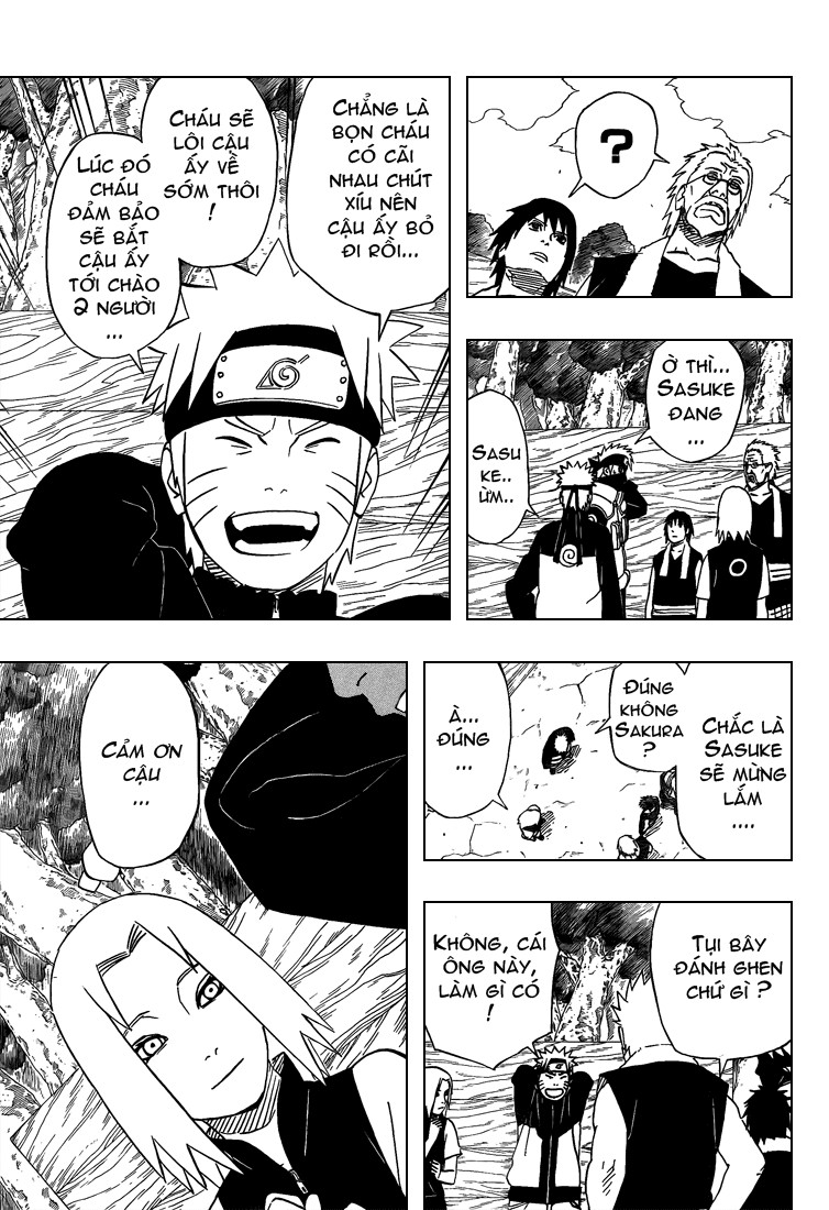 Naruto chap 451 Trang 6 - Mangak.info