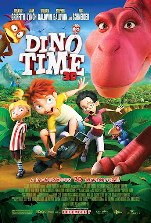 Poster Of Dino Time In Dual Audio Hindi English 300MB Compressed Small Size Pc Movie Free Download Only At vinavicoincom.com