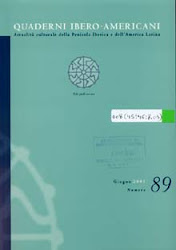 Quaderni Ibero Americani