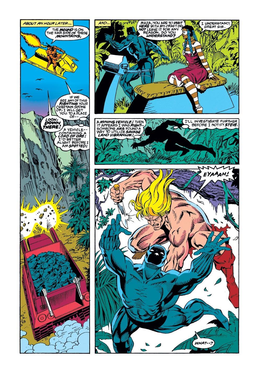 Captain America (1968) Issue #415 #364 - English 11