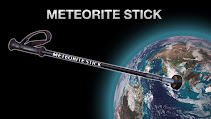Meteorite Magnet Stick (tm)