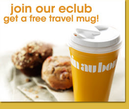 Travel Mug From Au Bon Pain From