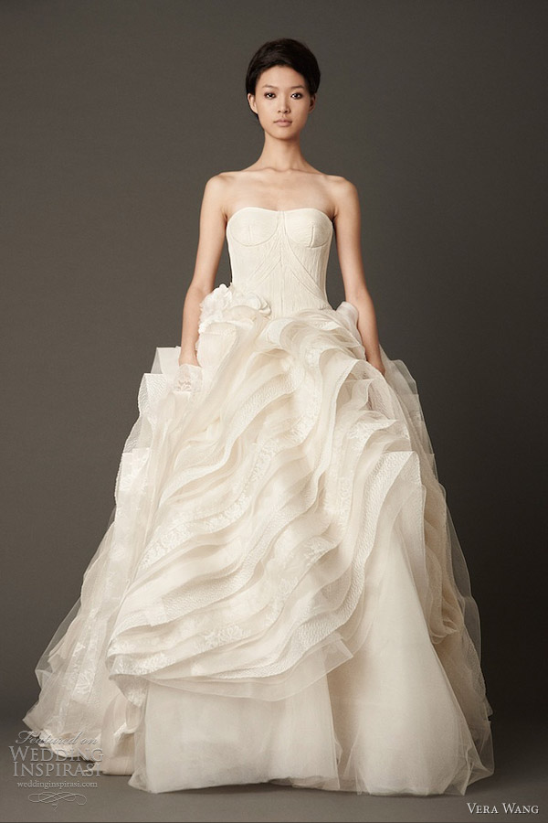 Honey buy vera wang fall 2013 wedding dresses for Cheap vera wang wedding dress
