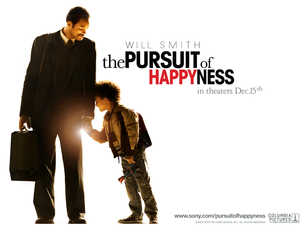 """the pursuit of happyness The right to """"the pursuit of happiness"""" affirmed in the declaration of independence is taken these days to affirm a right to chase after whatever makes one subjectively happy further, the."""