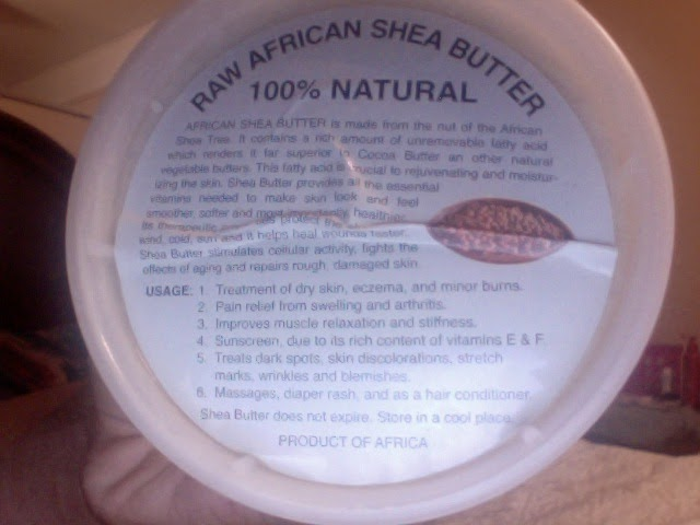 Natural Products Beside Shea Moisure