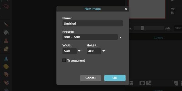 Cara Membuat Tampilan Bentuk Cluster Foto Secara Online