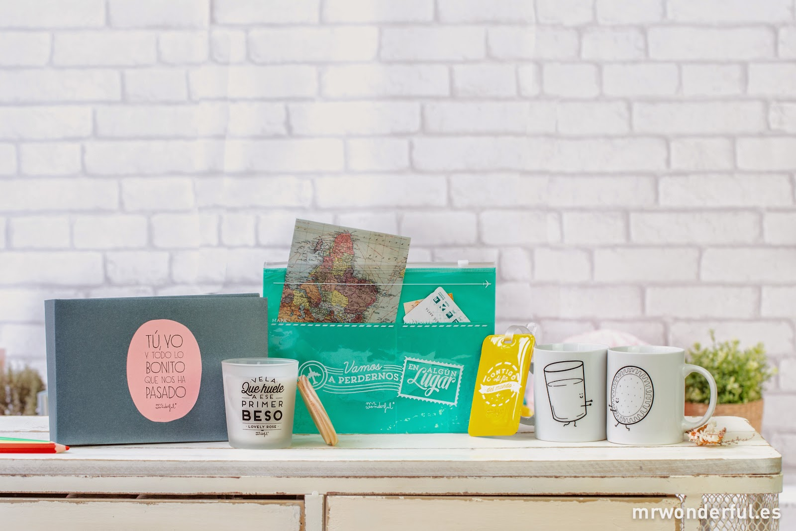 sorteo mr wonderful retales de bodas