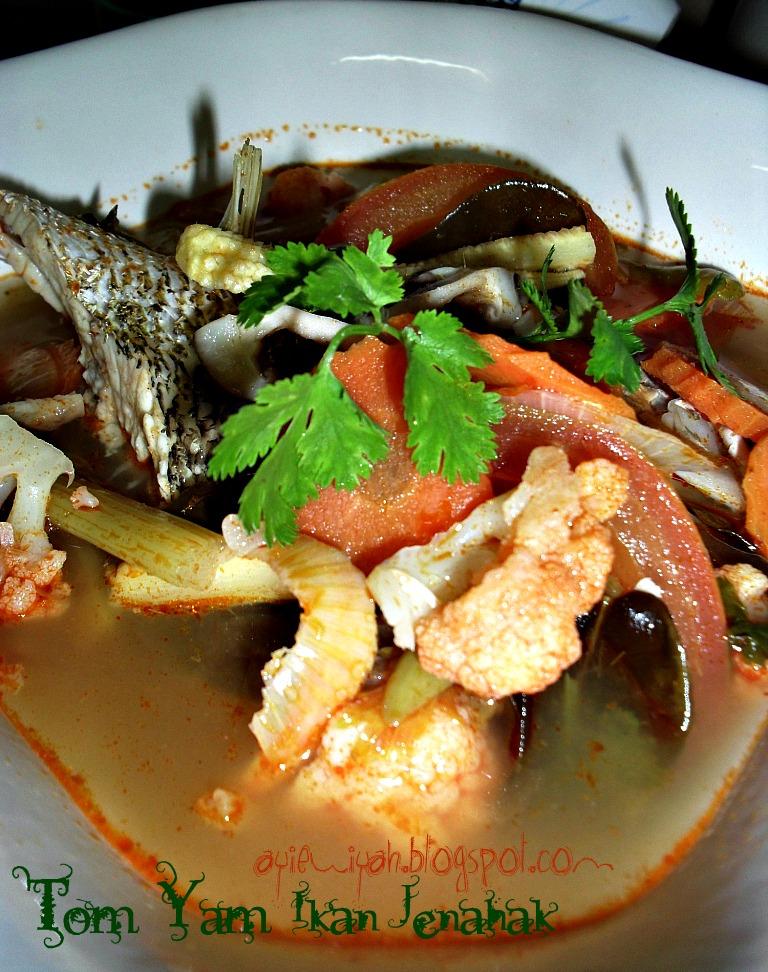 Resepi Tom Yam Dari Thailand