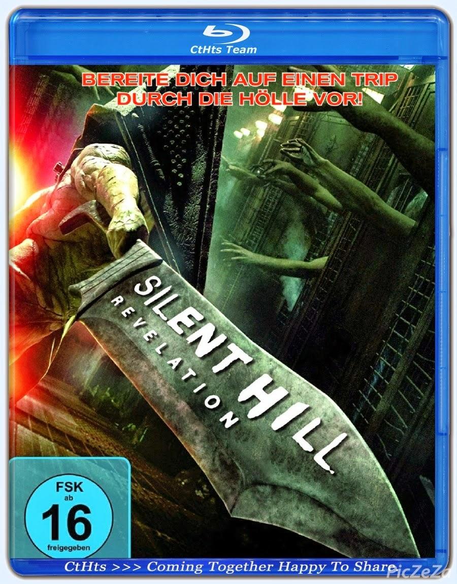 Silent Hill Revelation (2012) : เมืองห่าผี เรฟเวเลชั่น