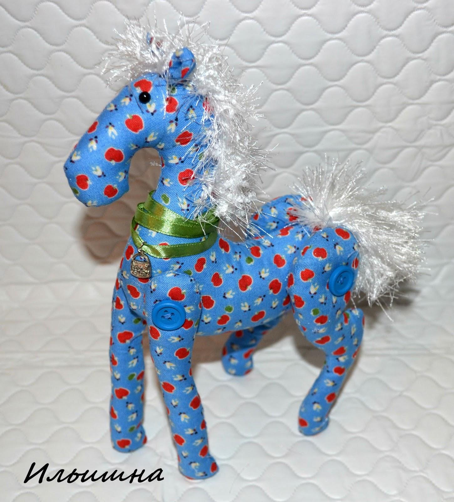 Лошадки своими руками к новому году мастер класс