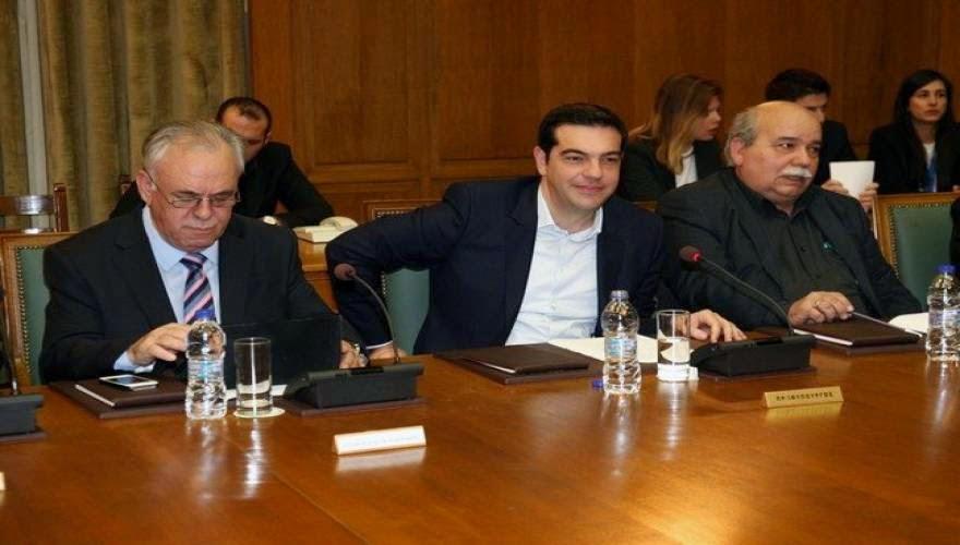 """""""Χαλαρώστε"""" είπε ο Τσίπρας στις δηλώσεις των υπουργών του που μόνο χθες """"χάρισαν"""" πάνω από 21 δισεκατομμύρια ευρώ! Στα λόγια..."""