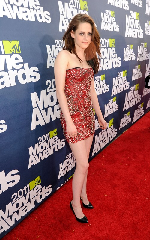 kristen stewart 2011 mtv movie awards. Kristen Stewart: 2011 MTV