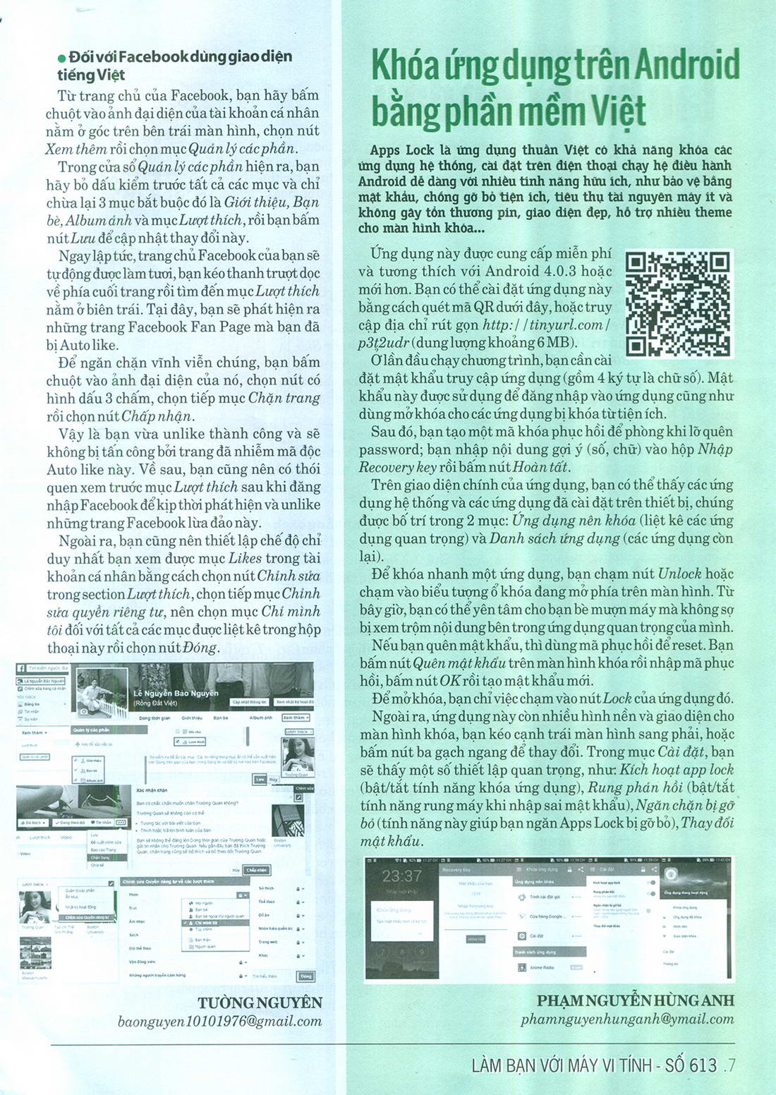 Lam ban vo may vi tinh 613 - tapchicntt.com