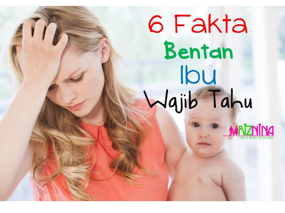 6 fakta mengenai bentan yang ibu wajib tahu