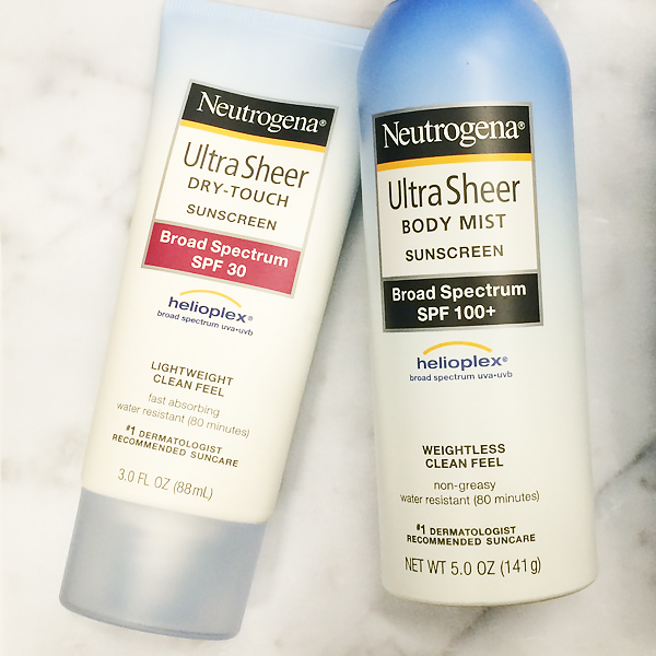 neutrogena chooseskinhealth skin health spf sun protection makeup foundation tips