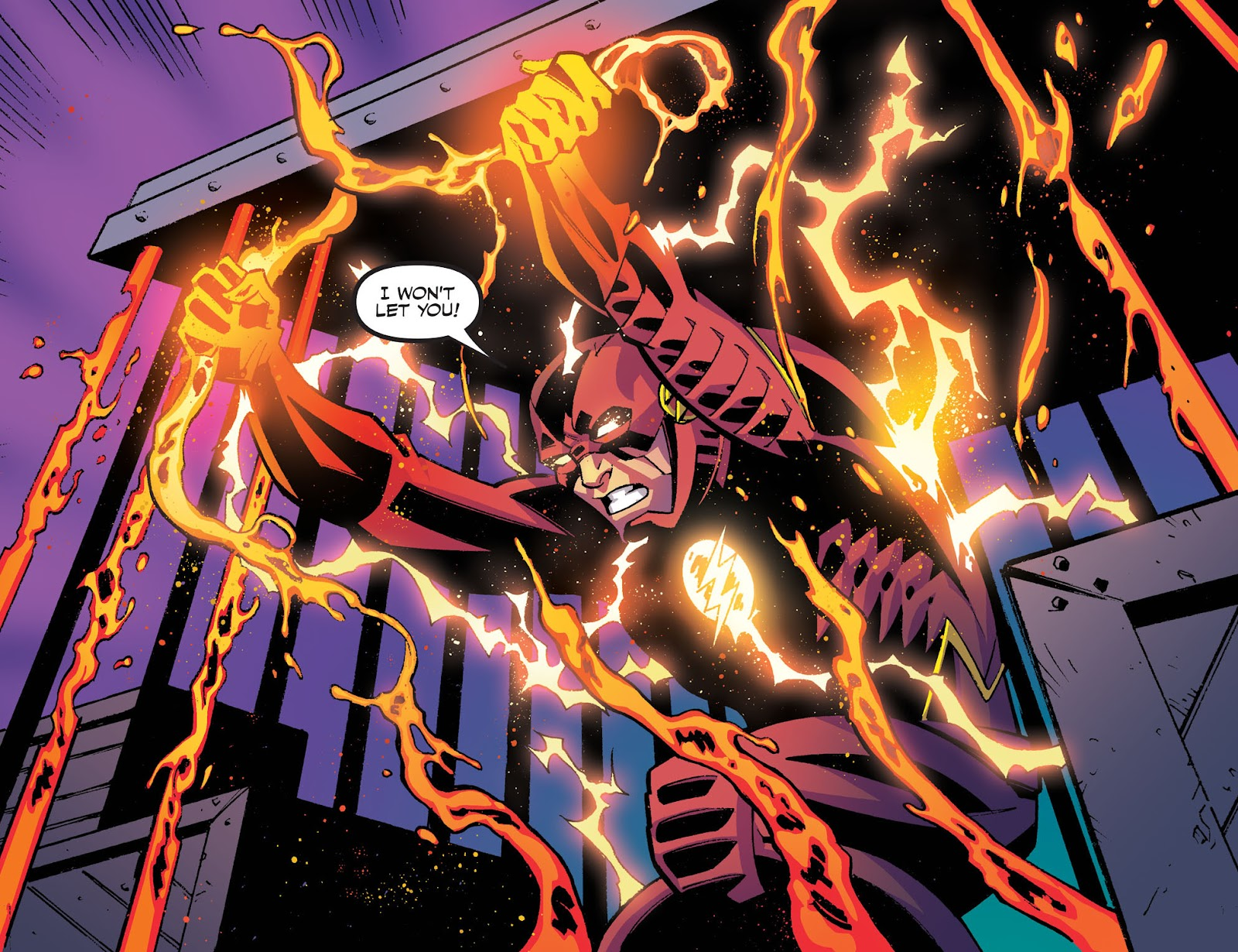 The Flash: Season Zero [I] Issue #5 #5 - English 16