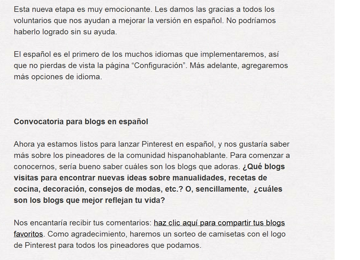 Theme of the daytranslate paragraphs from english to spanish