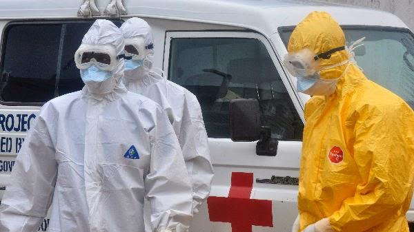 ebola sintomas y tratamiento