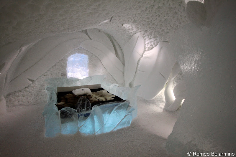 ICEHOTEL Prime Mate Art Suite Sweden