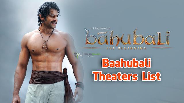 [Updated] Baahubali Theaters List | Rajamouli | Prabhas | Anushka