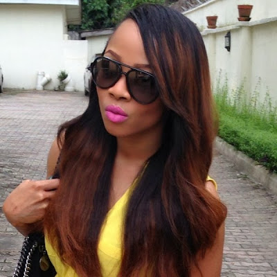 You Are Fake From Head To Toe- Toke Makinwa's Co-Presenter Tells Her