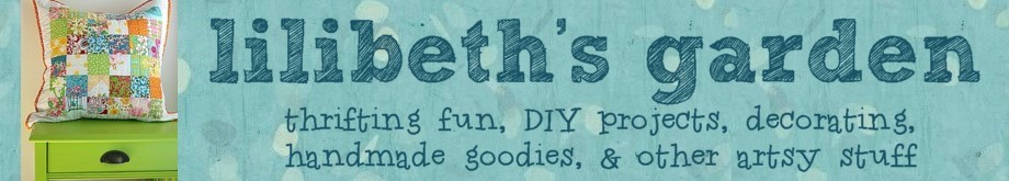 Lilibeth&#39;s Garden - DIY, knitting, etc!