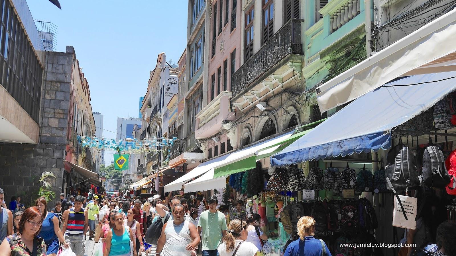 Jamie: A Week in Rio de Janeiro, Brazil