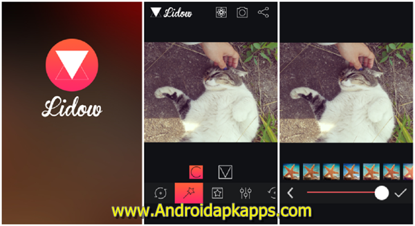... Download Photo Editor by Lidow v3.31 Ad-free Full Apk Terbaru 2015