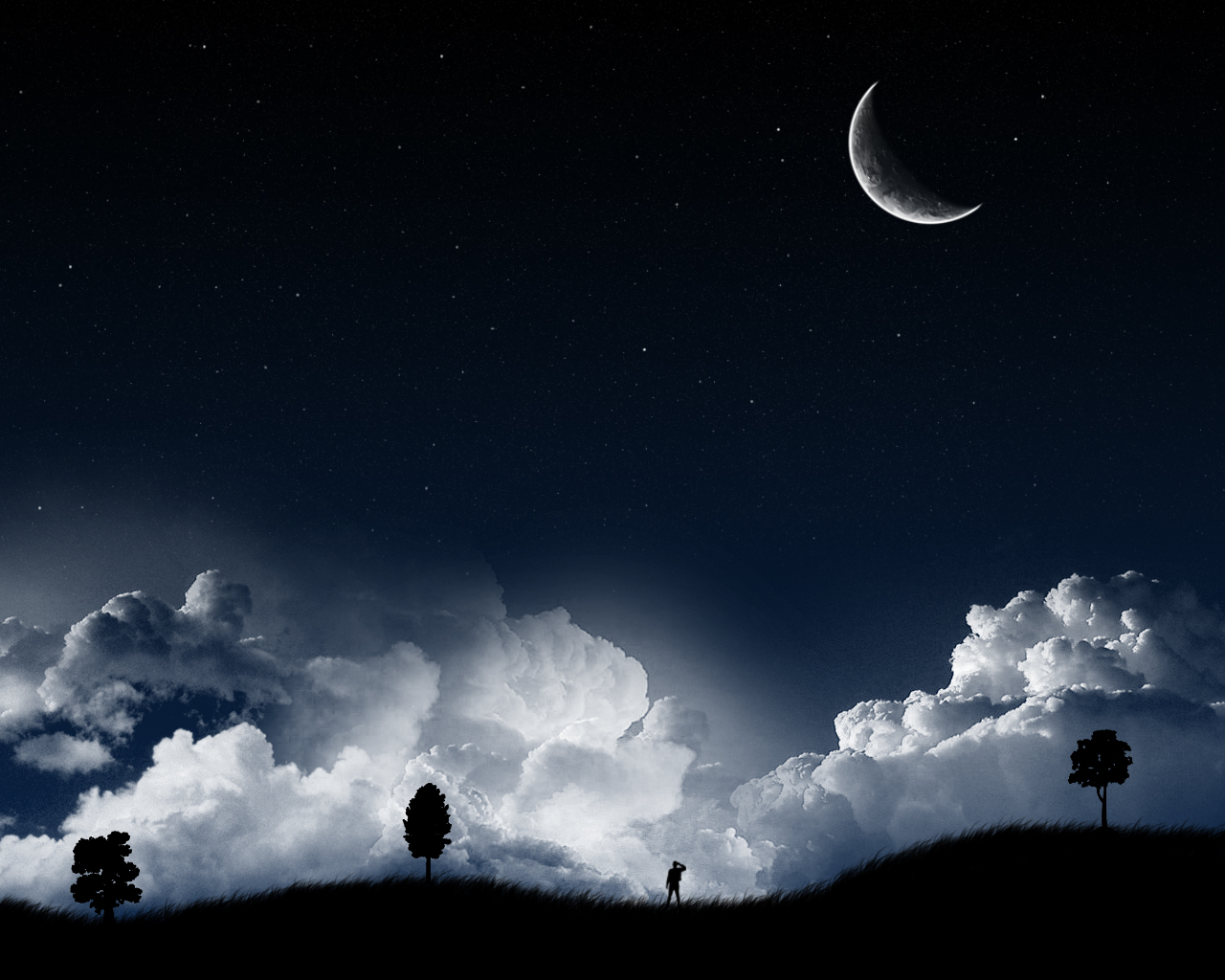 Night Wallpaper: Night HD Wallpaper 1