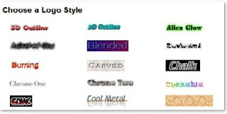 Choose style of text for blog sidebars