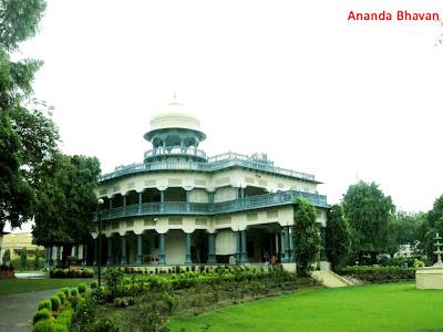 Ananda Bhavan Allahabad