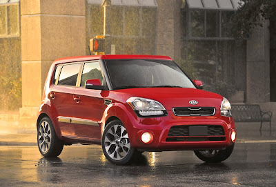 Kia sells its soul for battery power